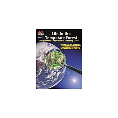 Milliken Publishing Life In the Temperate Forest Science Workbook, Grade 2 - Grade 3 [Enhanced eBook]