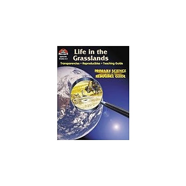 Milliken Publishing Life In the Grasslands Science Workbook, Grade 2 - Grade 3 [eBook]