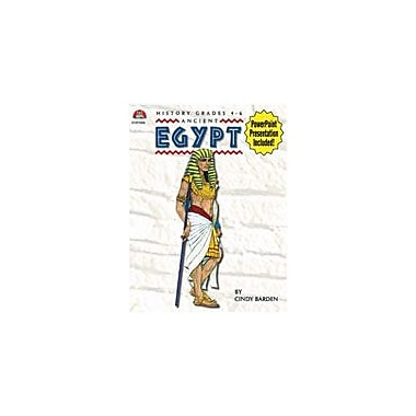 Milliken Publishing Ancient Egypt Social Studies Workbook, Grade 4 - Grade 6 [eBook]