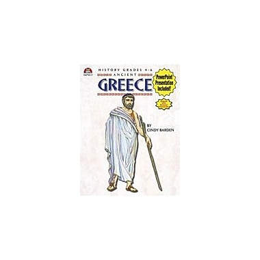 Milliken Publishing Ancient Greece Social Studies Workbook, Grade 4 - Grade 6 [Enhanced eBook]
