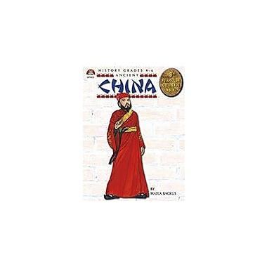 Milliken Publishing Ancient China Social Studies Workbook, Grade 4 - Grade 6 [Enhanced eBook]