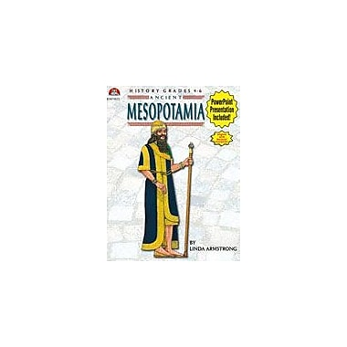 Milliken Publishing Mesopotamia Social Studies Workbook, Grade 4 - Grade 6 [Enhanced eBook]