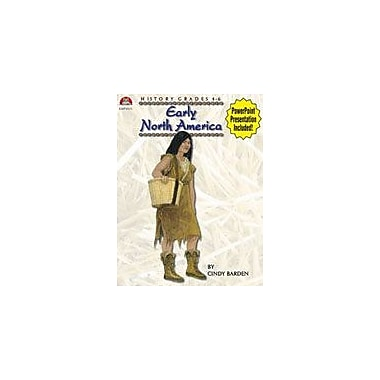 Milliken Publishing Early North America Social Studies Workbook, Grade 4 - Grade 6 [Enhanced eBook]