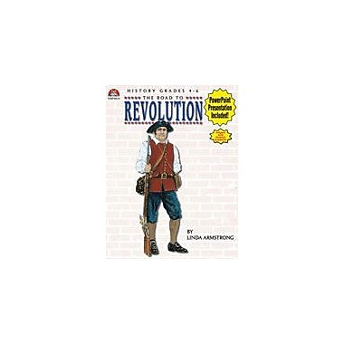 Milliken Publishing The Road to Revolution Social Studies Workbook, Grade 4 - Grade 6 [Enhanced eBook]