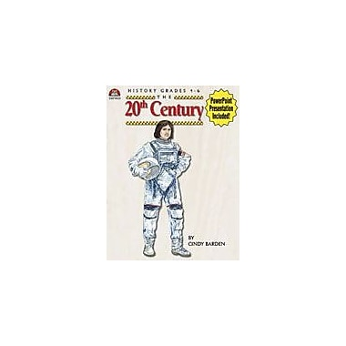 Milliken Publishing Twentieth Century Social Studies Workbook, Grade 4 - Grade 6 [eBook]