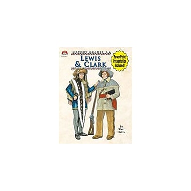 Milliken Publishing Lewis and Clark Social Studies Workbook, Grade 4 - Grade 6 [eBook]