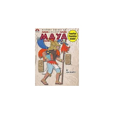 Milliken Publishing Ancient Maya Social Studies Workbook, Grade 4 - Grade 6 [eBook]