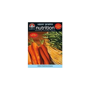 Milliken Publishing Nutrition Book 3 Science Workbook, Grade 9 - Grade 12 [eBook]