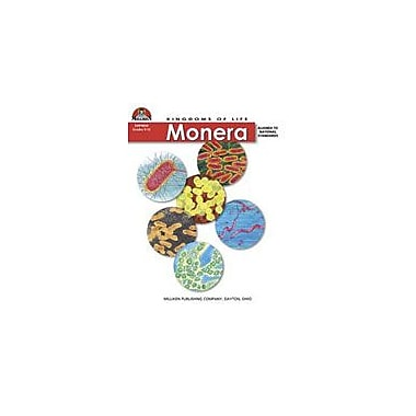 Milliken Publishing Kingdoms of Life, Monera Science Workbook, Grade 9 - Grade 12 [Enhanced eBook]