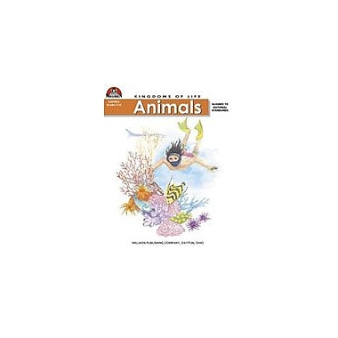 Milliken Publishing Kingdoms of Life, Animals Science Workbook, Grade 9 - Grade 12 [eBook]