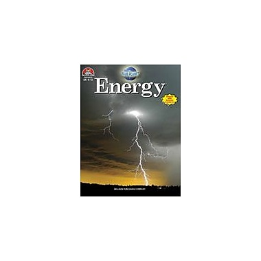Milliken Publishing Blue Planet, Energy Science Workbook, Grade 9 - Grade 12 [Enhanced eBook]