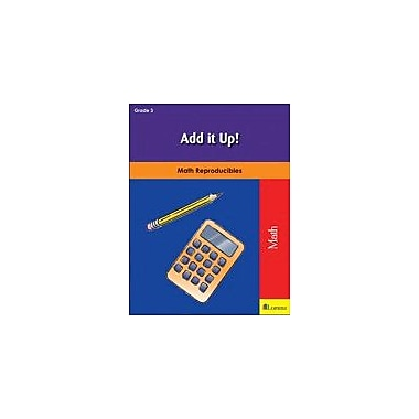 Milliken Publishing Add It Up! Math Workbook, Grade 3 [eBook]