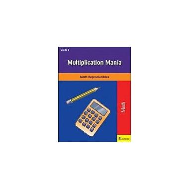 Milliken Publishing Multiplication Mania Math Workbook, Grade 3 [eBook]