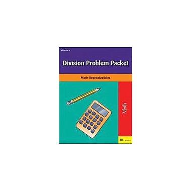 Milliken Publishing Division Problem Packet Math Workbook, Grade 6 [eBook]