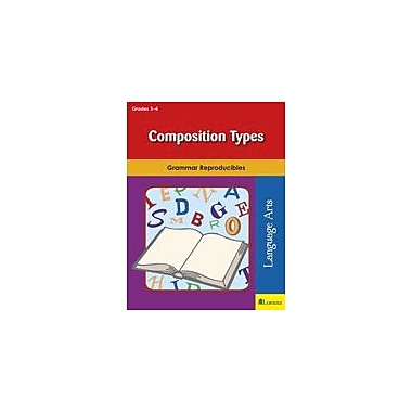 Milliken Publishing Composition Types Reading & Writing Workbook, Grade 3 - Grade 4 [eBook]