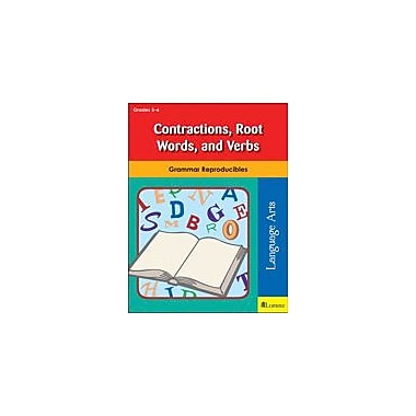 Milliken Publishing Contractions, Root Words, and Verbs Reading & Writing Workbook, Grade 5 - Grade 6 [eBook]