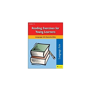 Milliken Publishing Reading Exercises For Young Learners Reading & Writing Workbook, Grade 1 - Grade 2 [eBook]