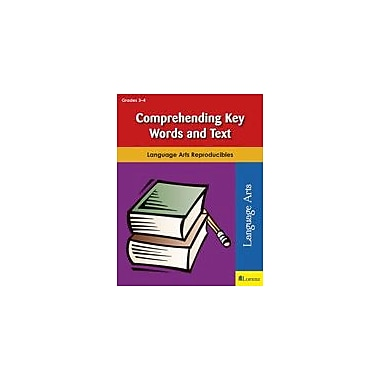 Milliken Publishing Comprehending Key Words and Text Reading & Writing Workbook, Grade 3 - Grade 4 [eBook]