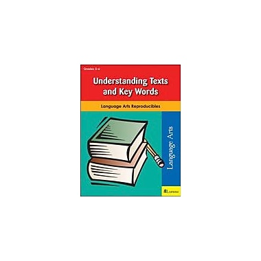 Milliken Publishing Understanding Texts and Key Words Reading & Writing Workbook, Grade 5 - Grade 6 [eBook]
