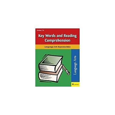 Milliken Publishing Key Words and Reading Comprehension Reading & Writing Workbook, Grade 7 - Grade 8 [eBook]