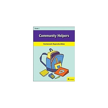 Milliken Publishing Community Helpers Social Studies Workbook, Grade 1 [eBook]