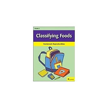 Milliken Publishing Classifying Foods Science Workbook, Grade 2 [eBook]