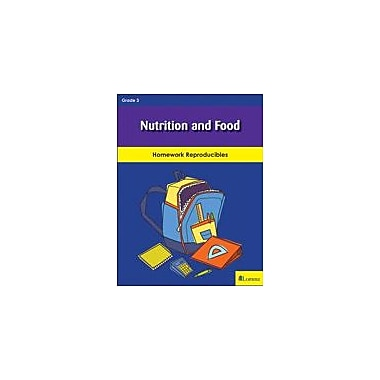 Milliken Publishing Nutrition and Food Science Workbook, Grade 3 [eBook]