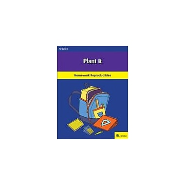 Milliken Publishing Plant It Science Workbook, Grade 3 [eBook]