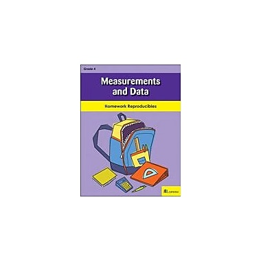 Milliken Publishing Measurements and Data Math Workbook, Grade 4 [eBook]