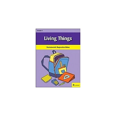 Milliken Publishing Living Things Science Workbook, Grade 4 [eBook]