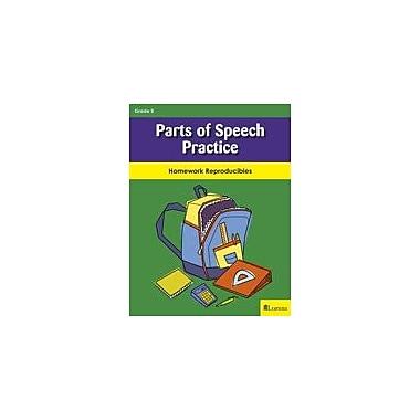 Milliken Publishing Parts of Speech Practice Grammar Workbook, Grade 5 [eBook]