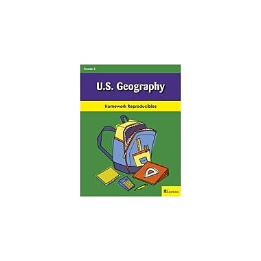 Milliken Publishing U.S. Geography Social Studies Workbook, Grade 5 [eBook]