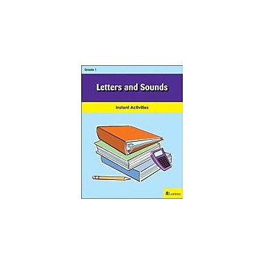Milliken Publishing Letters and Sounds Reading & Writing Workbook, Grade 1 [eBook]