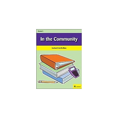 Milliken Publishing In the Community Social Studies Workbook, Grade 2 [eBook]