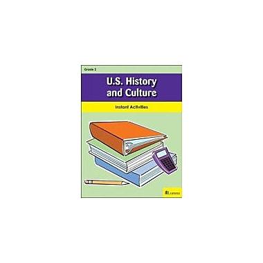 Milliken Publishing U.S. History and Culture Social Studies Workbook, Grade 2 [eBook]