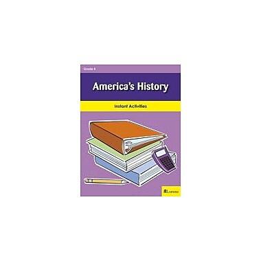 Milliken Publishing America's History Social Studies Workbook, Grade 4 [eBook]