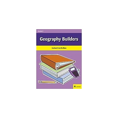 Milliken Publishing Geography Builders Social Studies Workbook, Grade 4 [eBook]