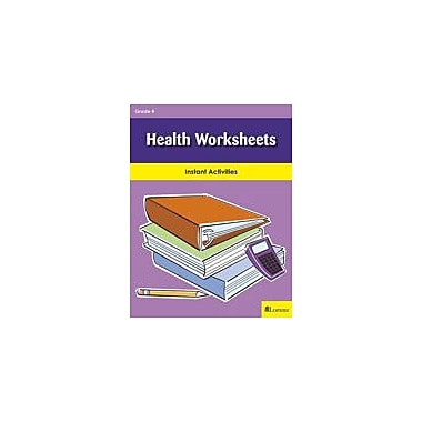 Milliken Publishing Health Worksheets Science Workbook, Grade 4 [eBook]