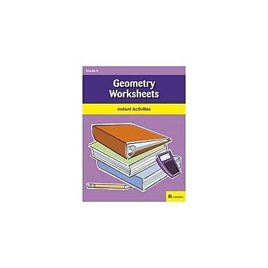 Milliken Publishing Geometry Worksheets Math Workbook, Grade 4 [eBook]