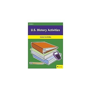 Milliken Publishing U.S. History Activities Social Studies Workbook, Grade 5 [eBook]