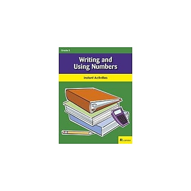 Milliken Publishing Writing and Using Numbers Math Workbook, Grade 5 [eBook]