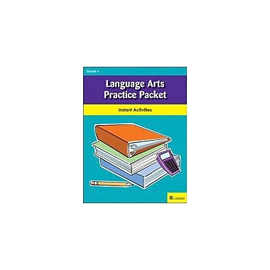Milliken Publishing Language Arts Practice Packet Reading & Writing Workbook, Grade 6 [eBook]