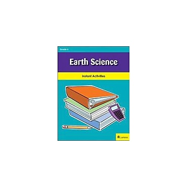 Milliken Publishing Earth Science Science Workbook, Grade 6 [eBook]
