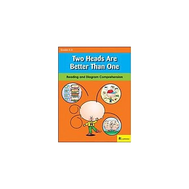 Milliken Publishing Two Heads Are Better Than One Reading & Writing Workbook, Kindergarten - Grade 3 [eBook]