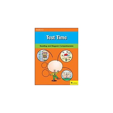 Milliken Publishing Test Time Reading & Writing Workbook, Kindergarten - Grade 3 [eBook]