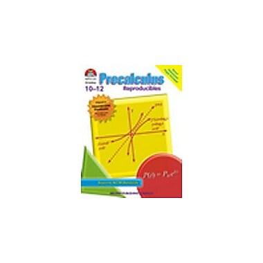 Milliken Publishing Precalculus Reproducibles Math Workbook, Grade 10 - Grade 12 [eBook]