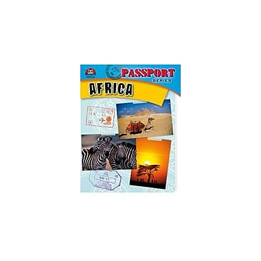 Milliken Publishing Passport Series: Africa Social Studies Workbook, Grade 5 - Grade 9 [Enhanced eBook]