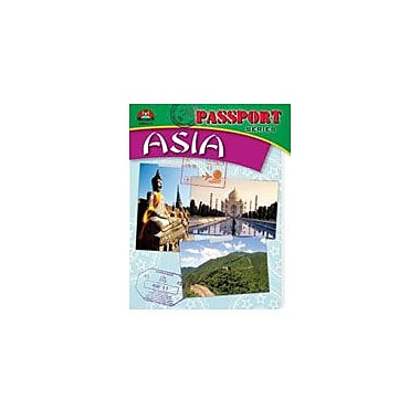 Milliken Publishing Passport Series: Asia Social Studies Workbook, Grade 5 - Grade 9 [eBook]