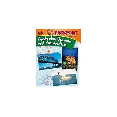 Milliken Publishing Passport Series: Australia Oceania and Antarctica Social Studies Workbook, Grade 5 - Grade 9 [eBook]