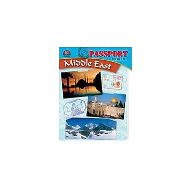 Milliken Publishing Passport Series: Middle East Social Studies Workbook, Grade 5 - Grade 9 [eBook]